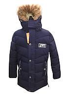 Куртка для подростка на зиму Н-М16