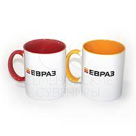 Чашка с логотипом.