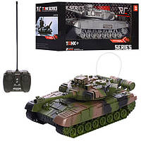 Боевой танк на управлении  XJ13