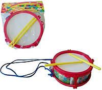 Музыкальная игрушка барабан большой 564 Орион