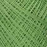 Турецкая пряжа для вязания  YarnArt Canarias (канариус) тонкий ирис  5352 зеленое яблоко