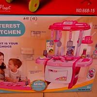 Детская игровая кухня А18 для юных хозяек