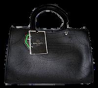 Женская сумочка GАLАNTYиз искусственной кожи черного цвета IIP-560767