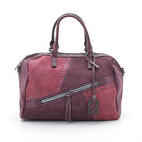 Женская сумка D. Jones CM3648 bordeaux