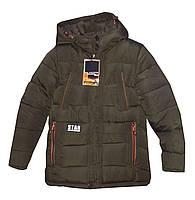 Зимняя теплая куртка для мальчика  2009/5