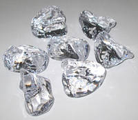 Искусственный лёд 5*4*3 см, прозрачный