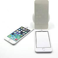 Блокнот в стиле Айфон, iphone 5! Оригинальная записная книжка!