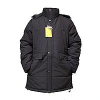"Мужская теплая куртка большие размеры тм. ""Boulevard""  EJM-155"