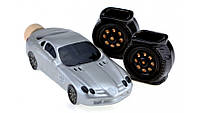 Коньячный набор авто мини спорт металлик, 3 предмета