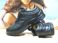 Ботинки мужские Ecco Biom (реплика) черные 44 р.