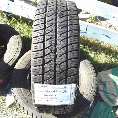 Бусовские шины б.у. (усиленная резина бу) 205.65.r15с Semperit Vangrip Семперит