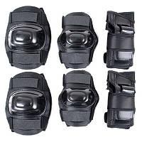 SMJ sport Защита на колени локти запястья M CR600 Black