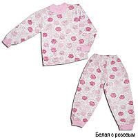 Детская пижама тёплая