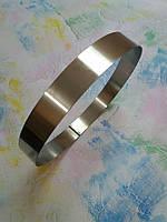 Кольцо для тарта диам 18 см нержавейка 1 шт высота 2,5 см