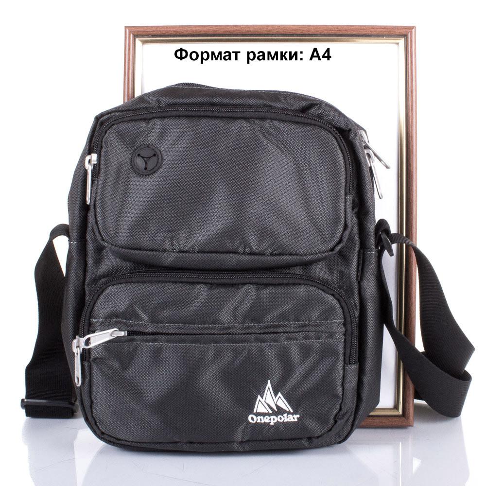 cd259a7bee13 Сумка спортивная Onepolar Мужская спортивная сумка ONEPOLAR (ВАНПОЛАР)  W5630-grey, цена 862,40 грн., купить в Киеве — Prom.ua (ID#586669443)