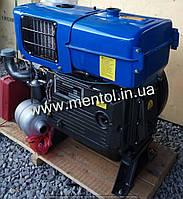 Двигатель дизельный ZS1100 (15 л.с.,электростартер)