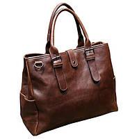 Мужская кожаная сумка. Модель 63205, фото 3