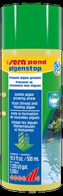 Sera pond algenstop контроль водорослей в прудах, на 5 т, 500мл