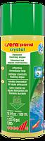 Sera pond crystal - против плавающих водорослей воды в пруду на 5 т, 250мл