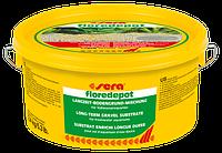 Sera floredepot - субстрат под основной грунт для растений, 2,4кг