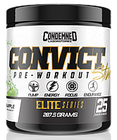 Condemned Convict Stim Pre-Workout 287,5g