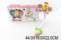Карусель -мобиль на детскую кроватку музыкальный с проектором Бабочка (6805)