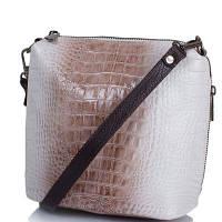 Сумка-клатч Desisan Женская кожаная мини-сумка DESISAN (ДЕСИСАН) SHI1484-611-12KRLak