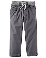Штаны Carters на мальчика 4-8 лет Utility Pants