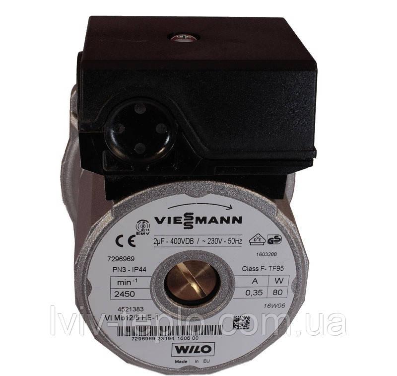 7830453 Двигатель насоса до котла Viessmann WH1B