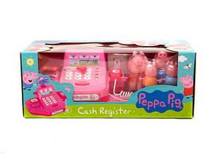 Детский кассовый аппарат Свинка Пеппа