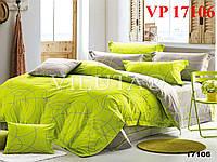 Постельное белье, семейный комплект, ранфорс, Вилюта (VILUTA) VР 17106