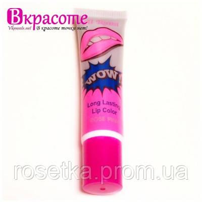 Тинт для губ Romantic Bear WOW