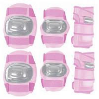 SMJ sport Защита на колени локти запястья M CR600 Pink