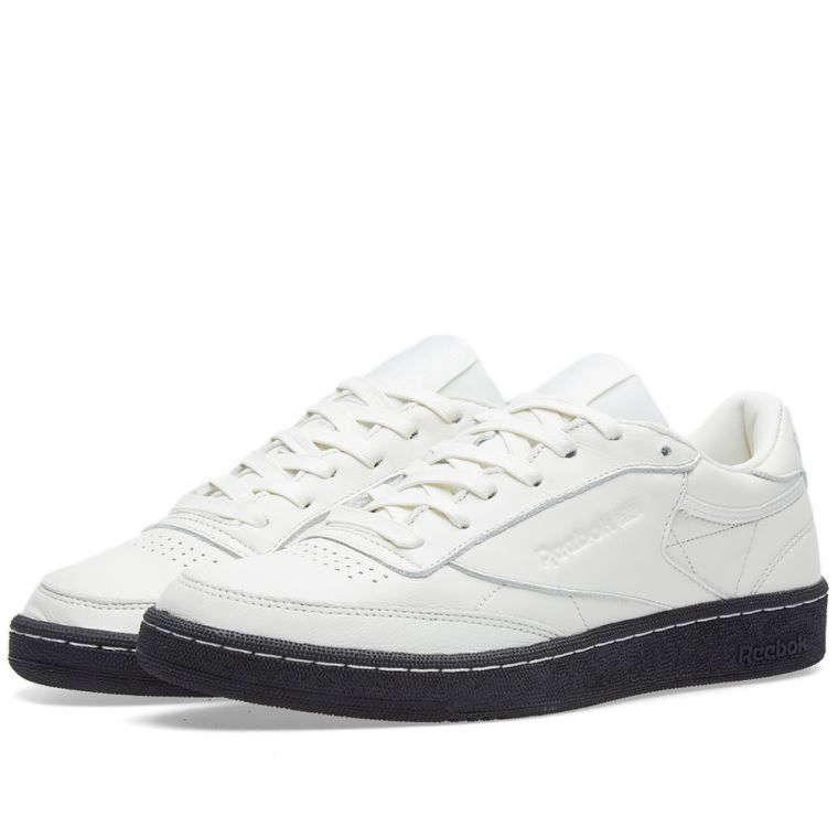 Оригинальные кроссовки Reebok Club C 85 NP White   Chalk - Sport-Sneakers -  Оригинальные 30f238b5c2c