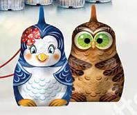 """Подарок новогодний, """"Шоколадна іграшка на ялинку Roshen"""" , 20 г"""