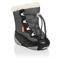 Обувь детская зимняя Демар SNOW MAR серый Размер:20-29