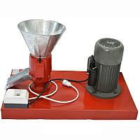 Гранулятор комбикорма EUROCRAN 120, сменная матрица до 120мм, 100кг/час, 2,2кВт