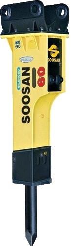 Гидромолот SOOSAN SB60TS-P