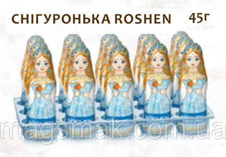 """Шоколадные фигуры """"Снiгурка Roshen"""", 45 г, фото 2"""