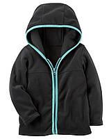 Толстовка Carters на мальчика 4-8 лет Full-Zip Hooded Fleece Jacket