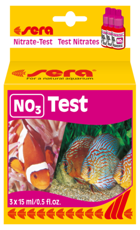 Sera nitrate-Test - тест на нитраты (NO3), 15мл