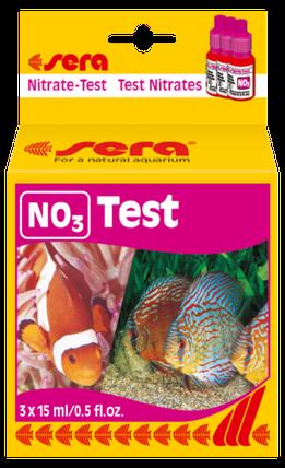 Sera nitrate-Test - тест на нитраты (NO3), 15мл, фото 2
