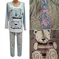 Женские байковые пижамки, фото 1