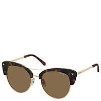 Солнцезащитные очки Polaroid Очки женские с поляризационными линзами POLAROID (ПОЛАРОИД) P4045S-NHO51IG