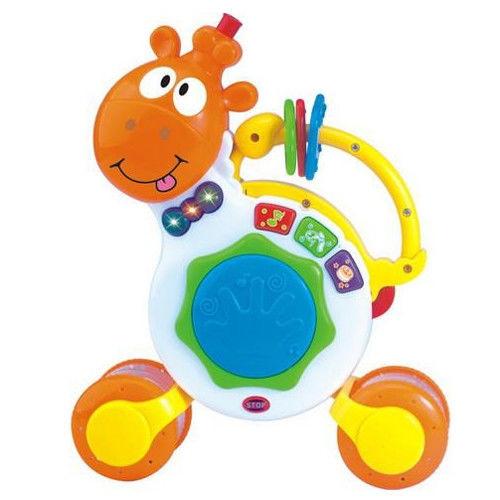 Развивающая игрушка музыкальная Canhui Жираф ВВ369