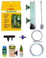 Sera CO2 basic set - базовый набор для удобрений аквариумных растений