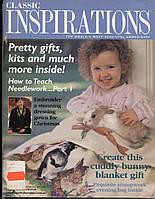 """Журнал по вышивке """"CLASSIC INSPIRATION""""  № 32"""