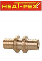 Муфта соединительная для запресовки Heat-Pex натяжная система для отопления и водопровода Украина