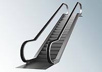 Стекло на эскалатор под заказ