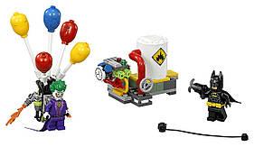 Lego Batman Movie Побег Джокера на воздушном шаре 70900 The Joker Balloon Escape